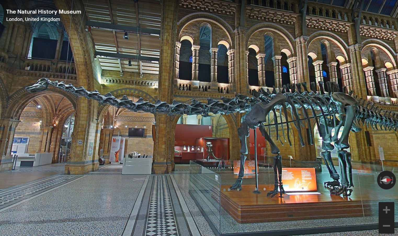 The Natural History Museum London, United Kingdom