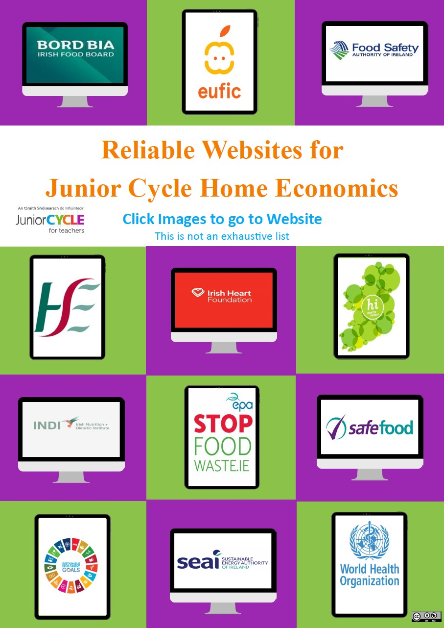 Reliable Websites Infographic