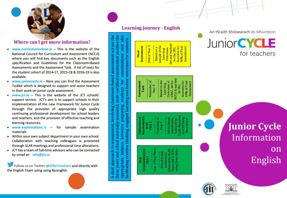 JC English Leaflet Picture