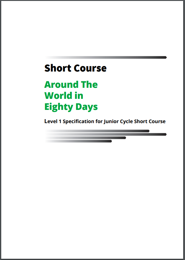 Short Course: Around the World in Eighty Days
