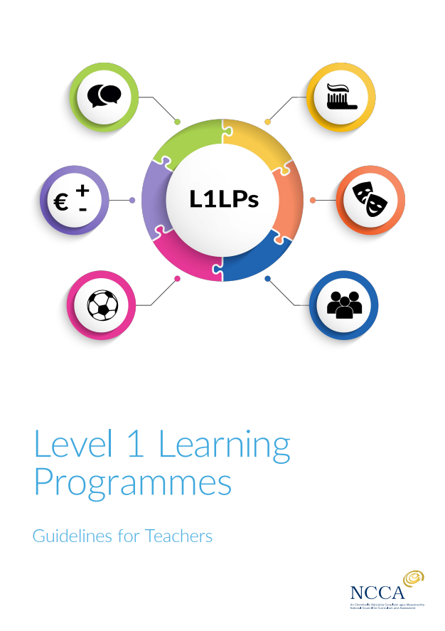 Level 1 Learning Programmes Guidelines