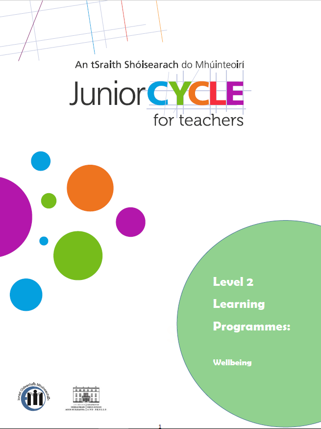 L2LPs and Wellbeing CPD Workbook