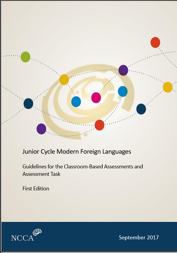 Modern Classroom Assessment ~ Modern foreign languages key documents junior cycle