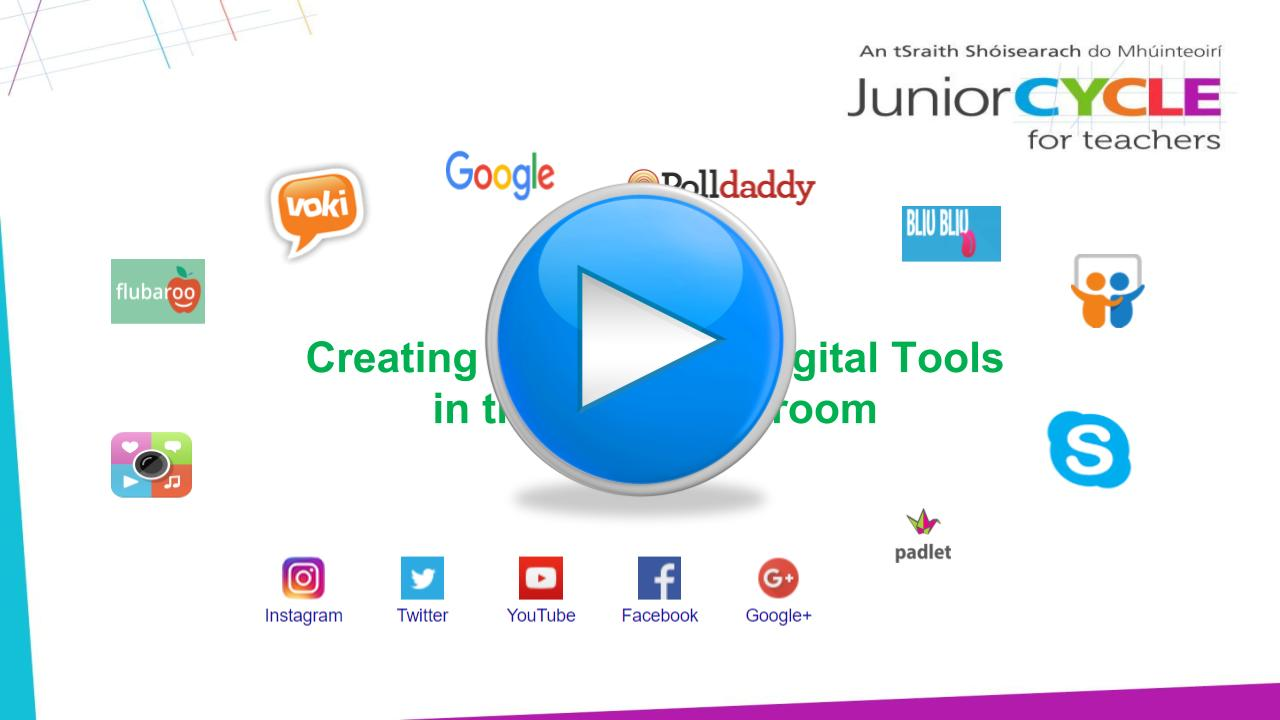 Creating Tasks using Digital Tools in the MFL Classroom