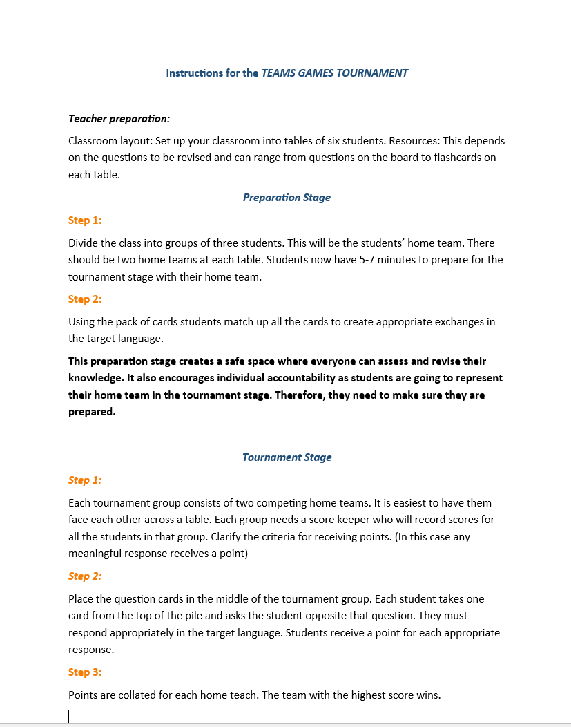 modern foreign languages | resources | junior cycle for teachers (jct), Powerpoint templates