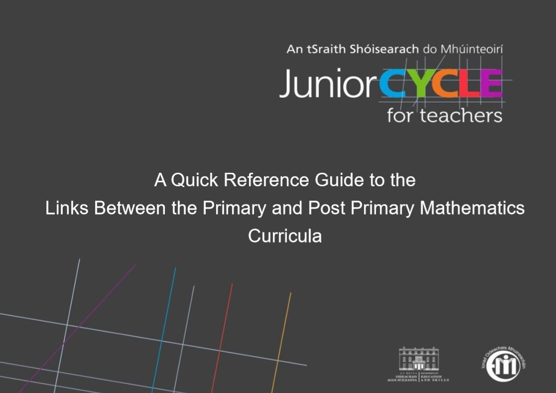 Primary Curriculum Quick Reference Guide