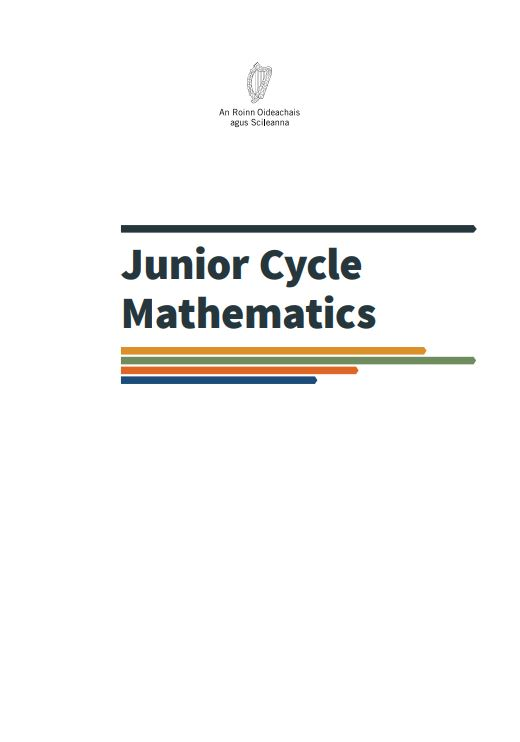 Junior Cycle Mathematics Specification