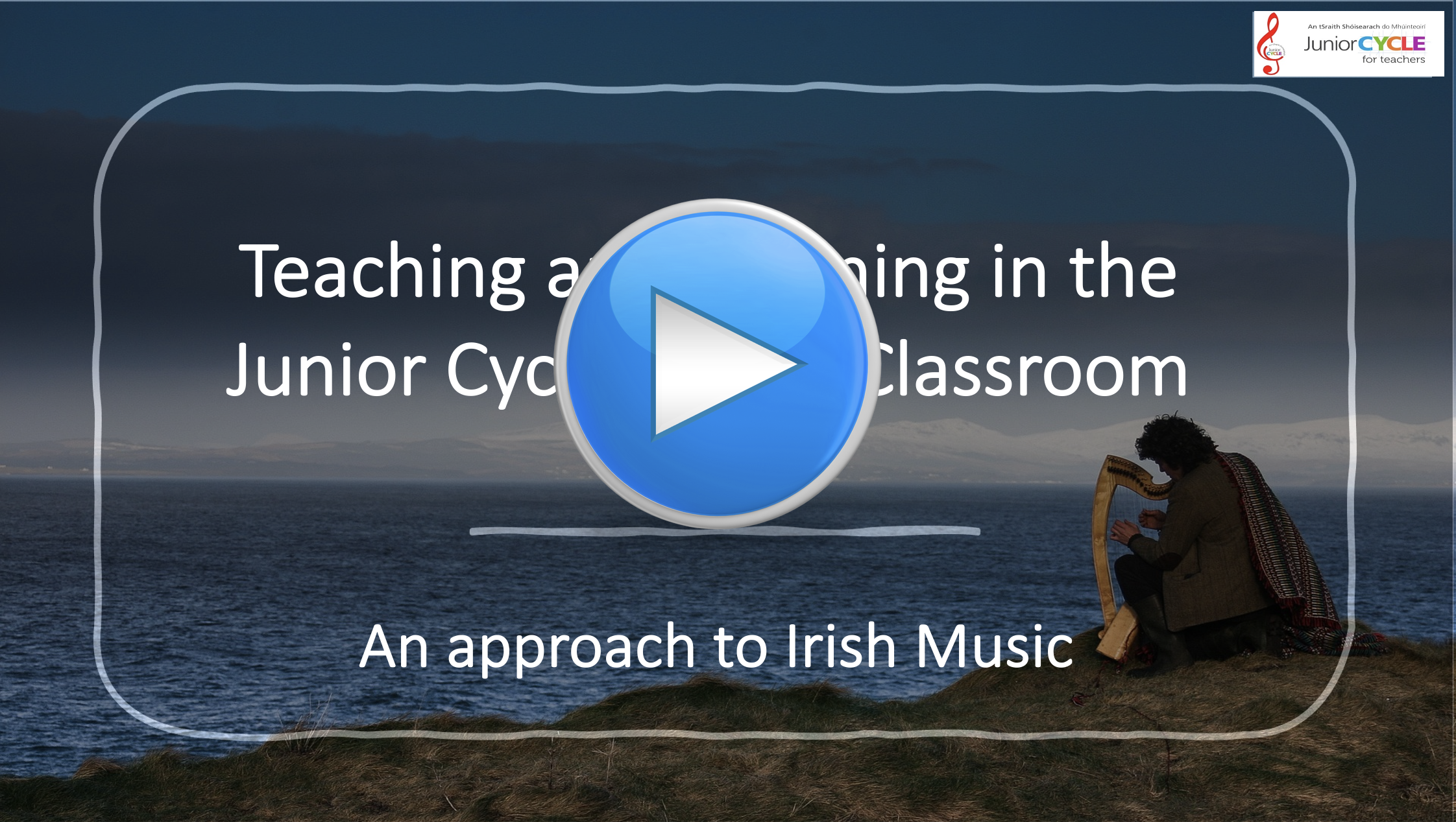 Online Learning - An Approach to Irish Music