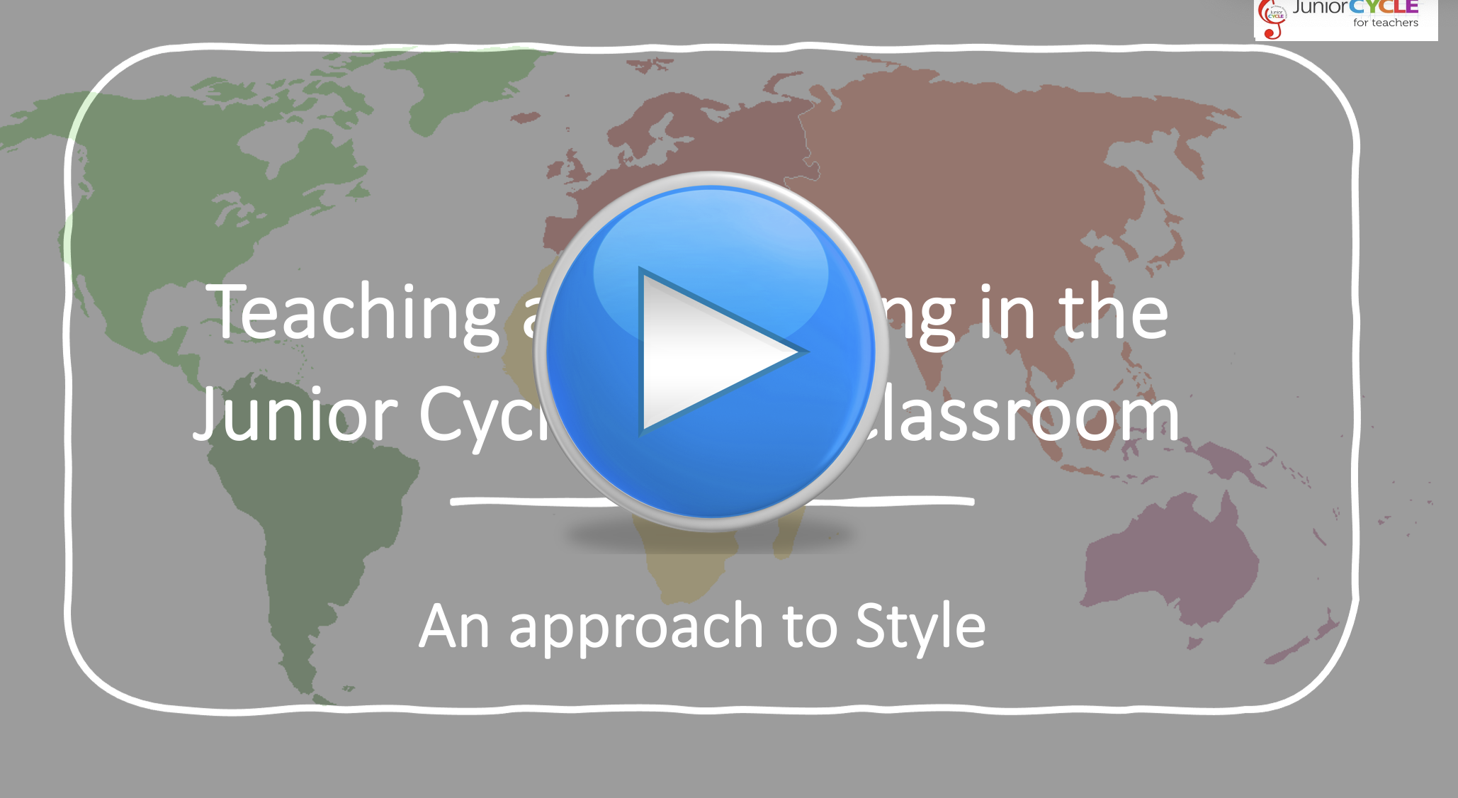 Online Learning - An Approach to Style