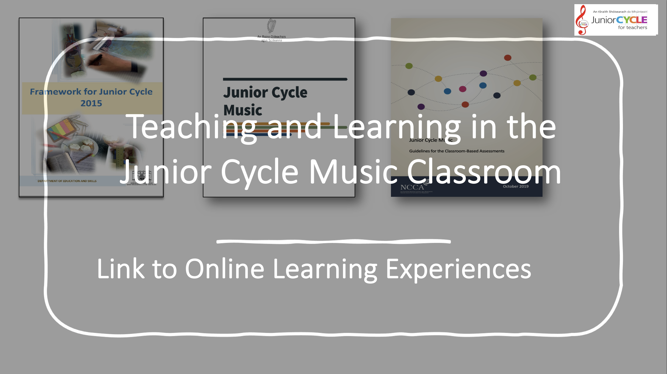 Link to Online Learning Experiences