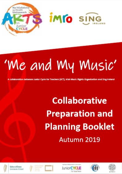 Me and My Music Autumn 2019 Booklet