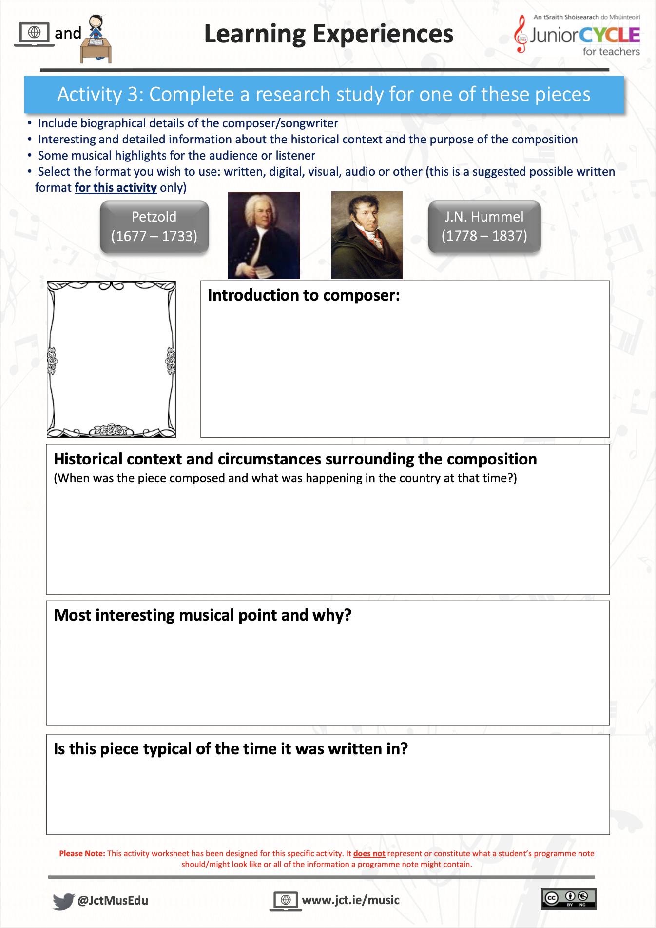 Online Learning Research Skills - Activity 3 PDF