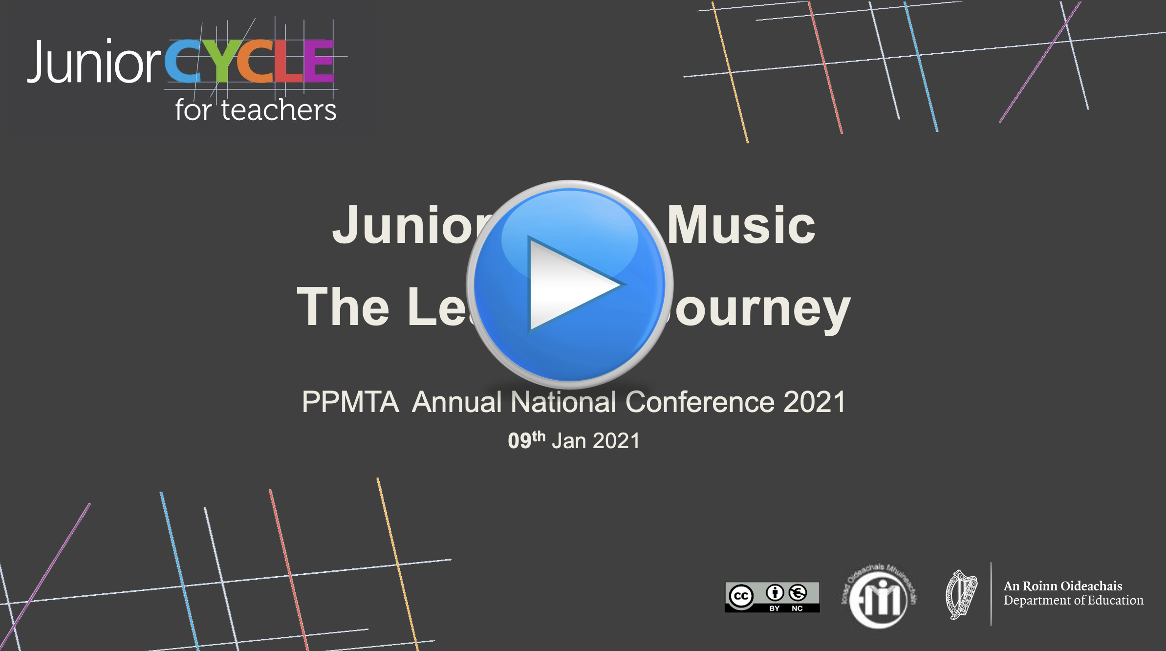Junior Cycle Music - Strategies for Online Learning
