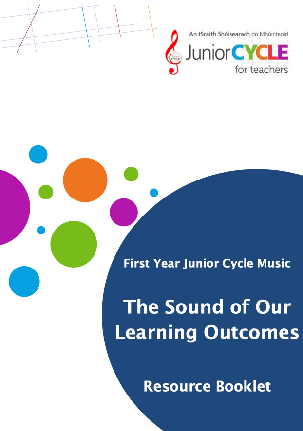 The Sound of Our Learning Outcomes Booklet