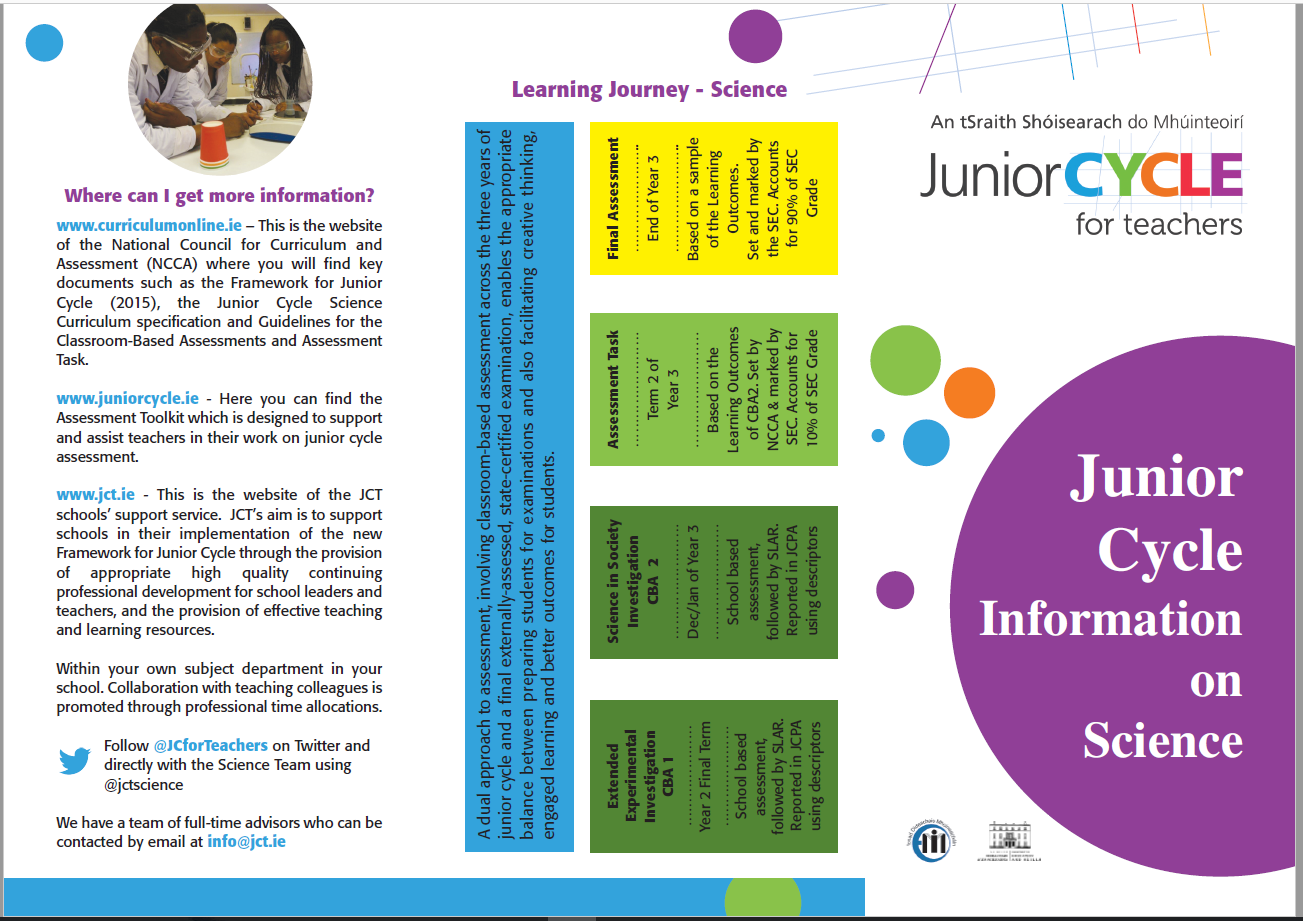 Science Information Leaflet