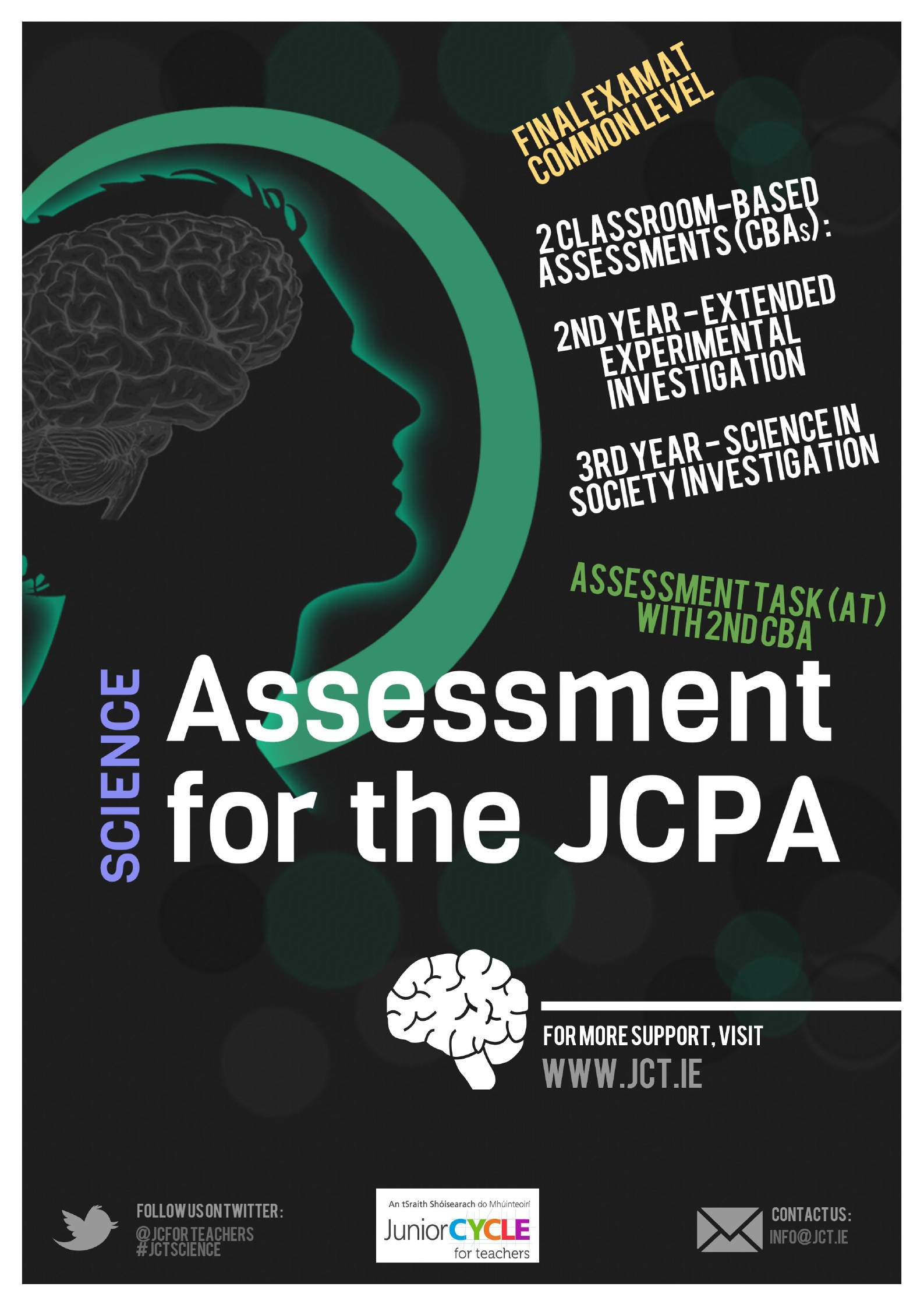 Assessment of Science for the JCPA - Infographic