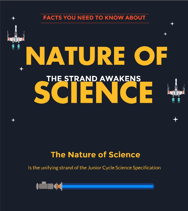 Facts About the Nature of Science - Infographic