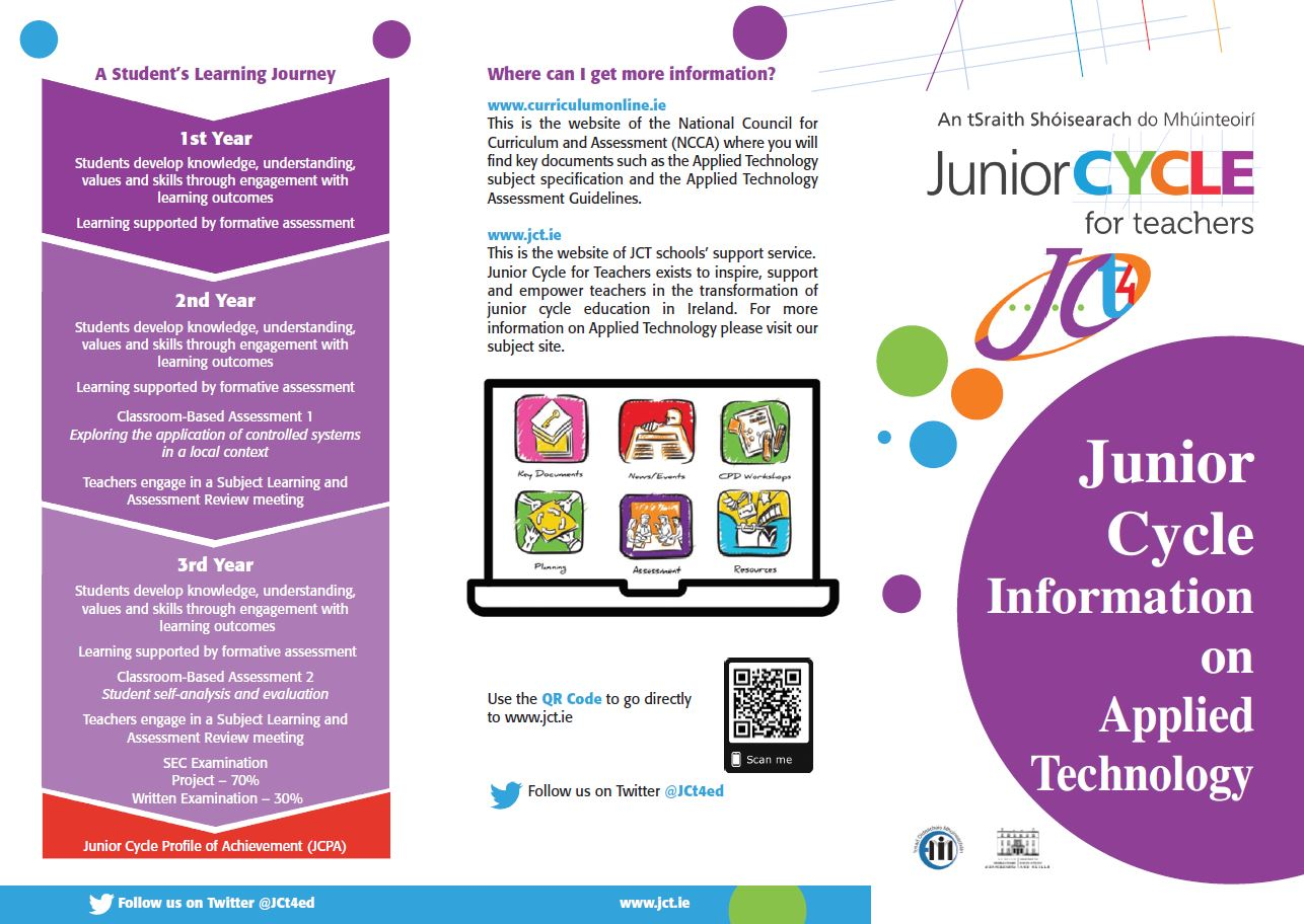 Applied Technology Information Leaflet