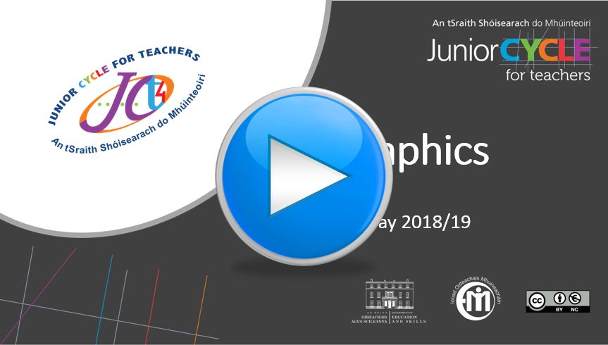Technologies | CPD Supports | Graphics | CPD Workshops 2018/2019